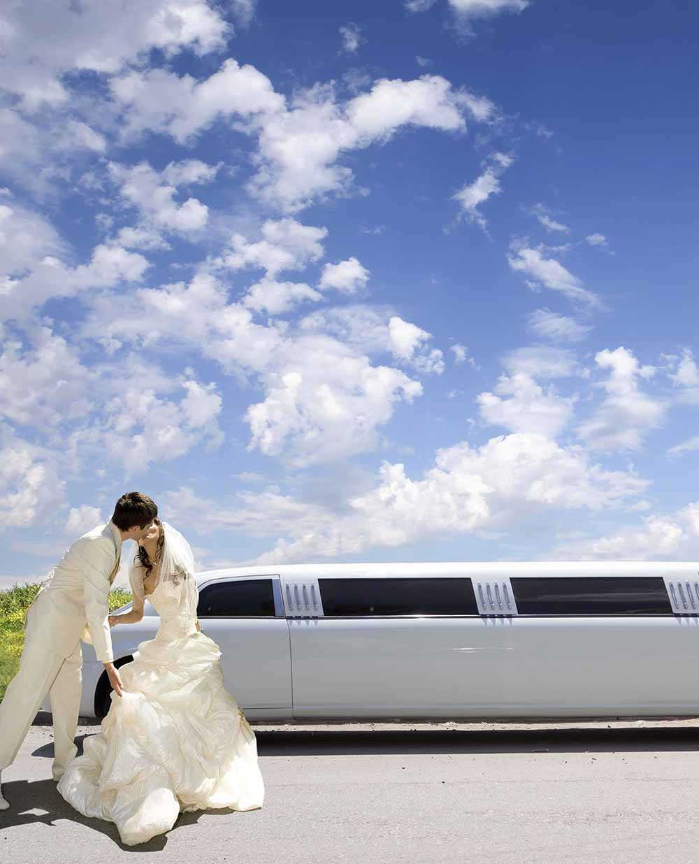 Wedding Limousine service Rockford Illinois